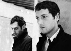 Duo AAron : Simon Buret et Olivier Coursier