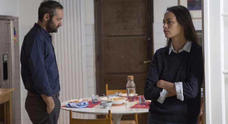 couple qui se dispute scène du film l'économie du couple