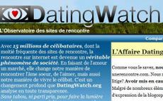 Datingwatch observatoire des sites de rencontres