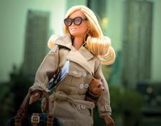 Barbie working girl