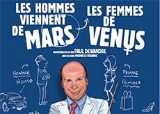 Mars et Venus théâtre en vidéo