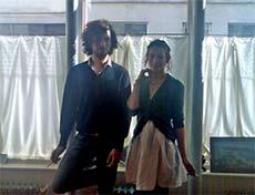 Séverin et Lisa Manili