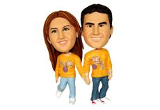 figurine personnalisée couple