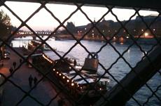 Cadenas pont Paris