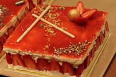 fraisier facile alsa