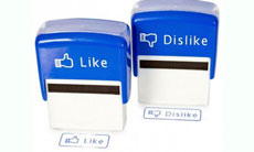 tampon facebook like