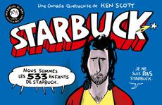 starbuck film quebecois