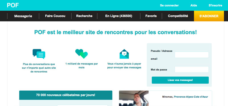 Site de rencontre pof en france [PUNIQRANDLINE-(au-dating-names.txt) 70