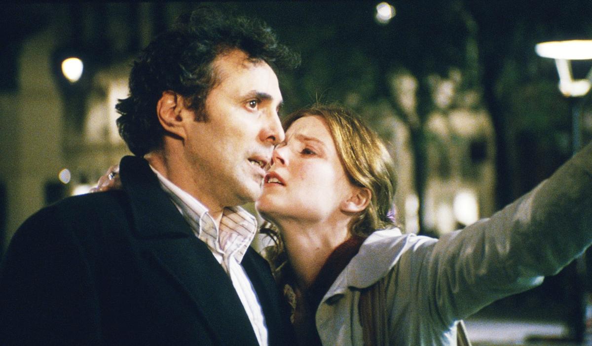 Isabelle carré érotomane dans le film Anna M