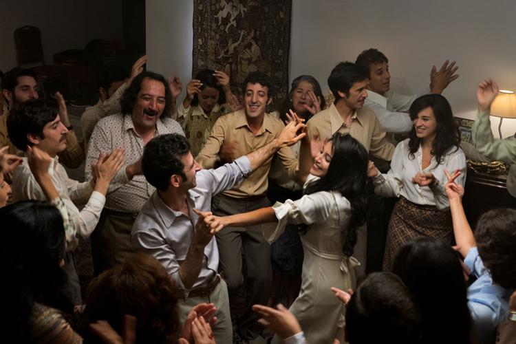 Leila Bekti dans nous 3 ou rien danse avec Kheiron à leur mariage