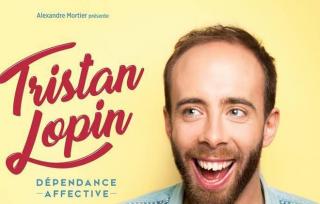 Tristan Lopin et son spectacle Dépendance Affective
