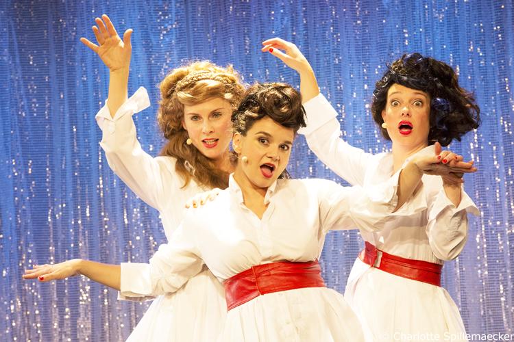 AVIS : Les Divalala et leur spectacle Femme, Femme, Femme