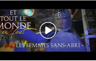 Et si on aidait toutes ces femmes invisibles dans Paris ?
