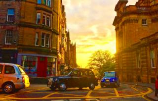 Des idées pour un week-end romantique à Edimbourg