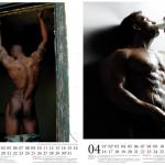 Idées cadeaux : Calendrier d'hommes beaux gosses et sexy 2020