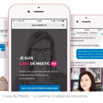 Lara de Meetic : coach pour faciliter les rencontres en ligne