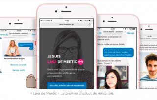 Lara de Meetic – le coach pour faciliter les rencontres en ligne