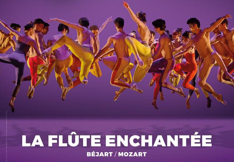 La Flûte Enchantée par le Béjart Ballet de Lausanne au Palais des congrès de Paris