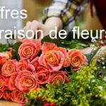 Offres Saint Valentin 2020 : livraison de bouquet de fleurs + code promo
