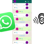 Le fléau des longues conversations whatsapp par messages audio