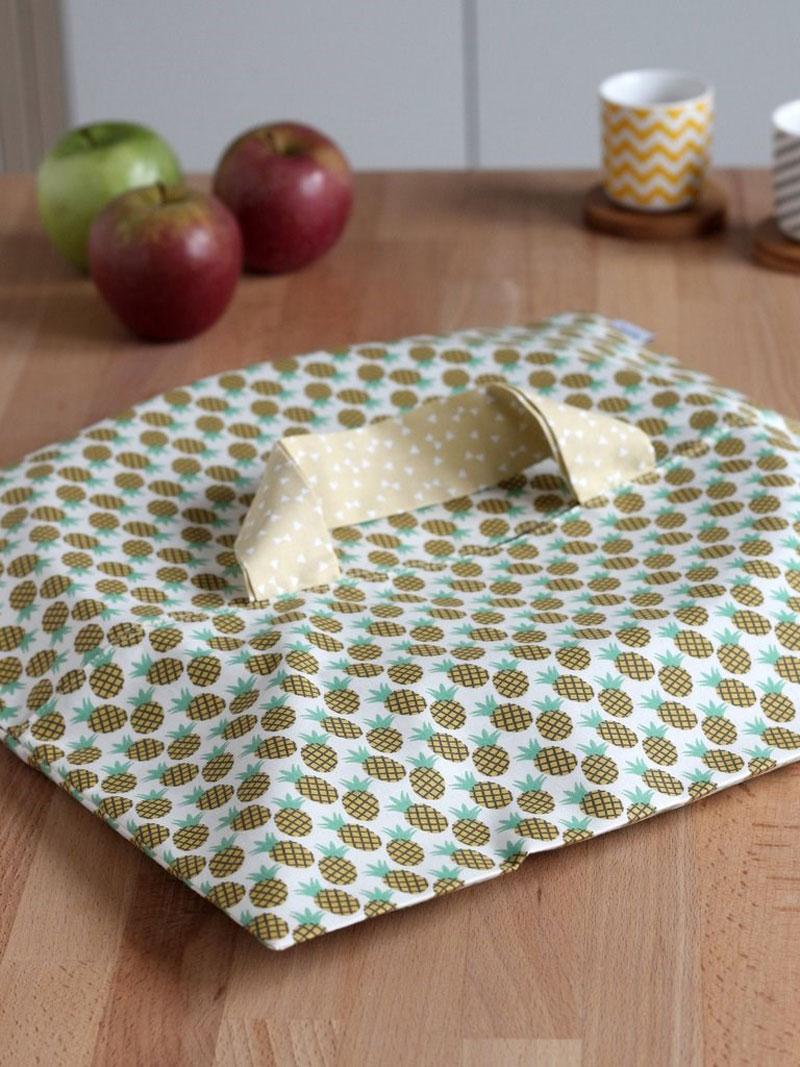 sac à tartes gateau réutilisable