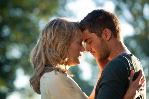 Avis : The Lucky One film romantique sur Netflix