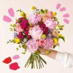 Bloom & wild des abonnements de fleurs fraîches toute l'année
