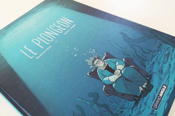 Avis BD Le Plongeon de Séverine Vidal et Victor L.Pinel
